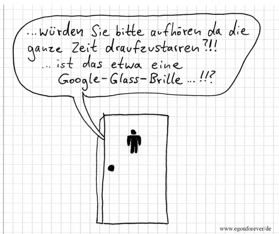 www.egonforever.de google glass