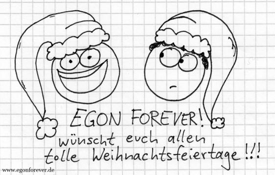 egon forever weihnachten 2013