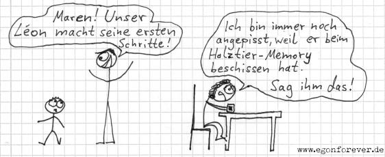 egon forever pädagogik memory junge eltern cartoon cartoons