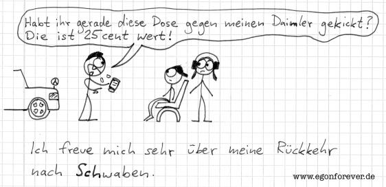 schwaben egon forever stuttgart cartoon