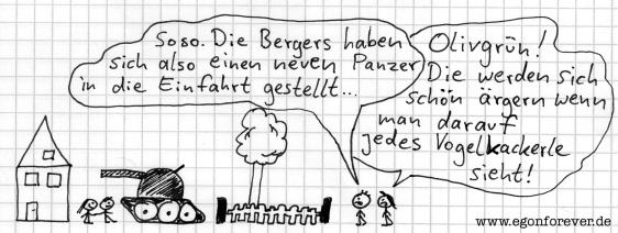 egon panzer cartoon forever lustig hihi tank