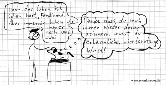 Antispe Egon Forever Ferdinand