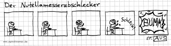 der-nutella-messer-abschlecker-egon-forever