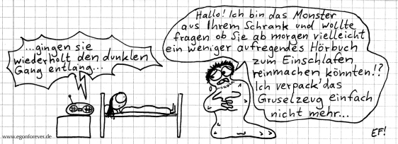 hoerbuchmonster-egon-forever