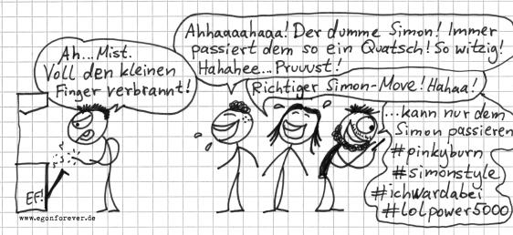 fingerverbrannt-egon-forever-cartoon