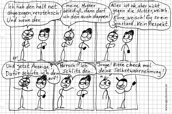selbstwahrnehmung-egon-forever-cartoon