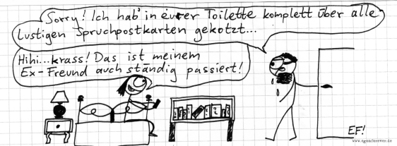 spruchpostkarten-egon-forever-cartoon
