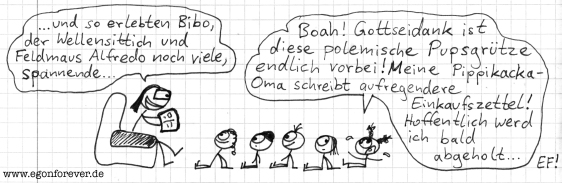 kindivorlesen-egon-forever-cartoon