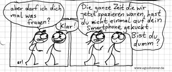 smartphonespazier-egon-forever-cartoon