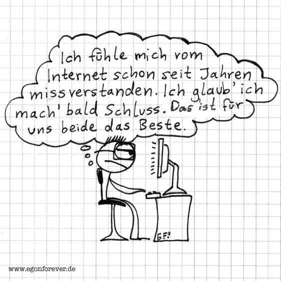 internetschluss-egon-forever-cartoon