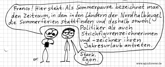 sommerpause-egon-forever-cartoon