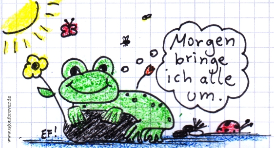 frosch-egon-forever-cartoon