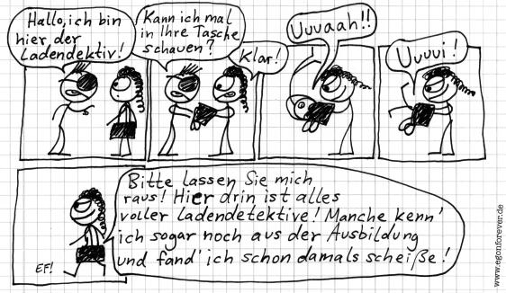 ladendetektiv-egon-forever-cartoon