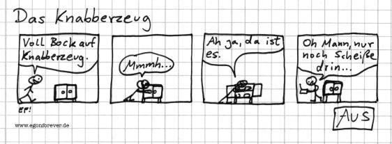 dasknabberzeug-egon-forever-comic