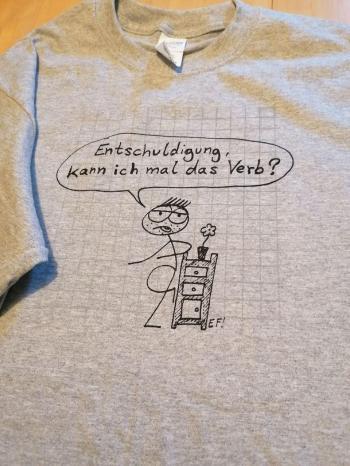 VerbShirtGrauM